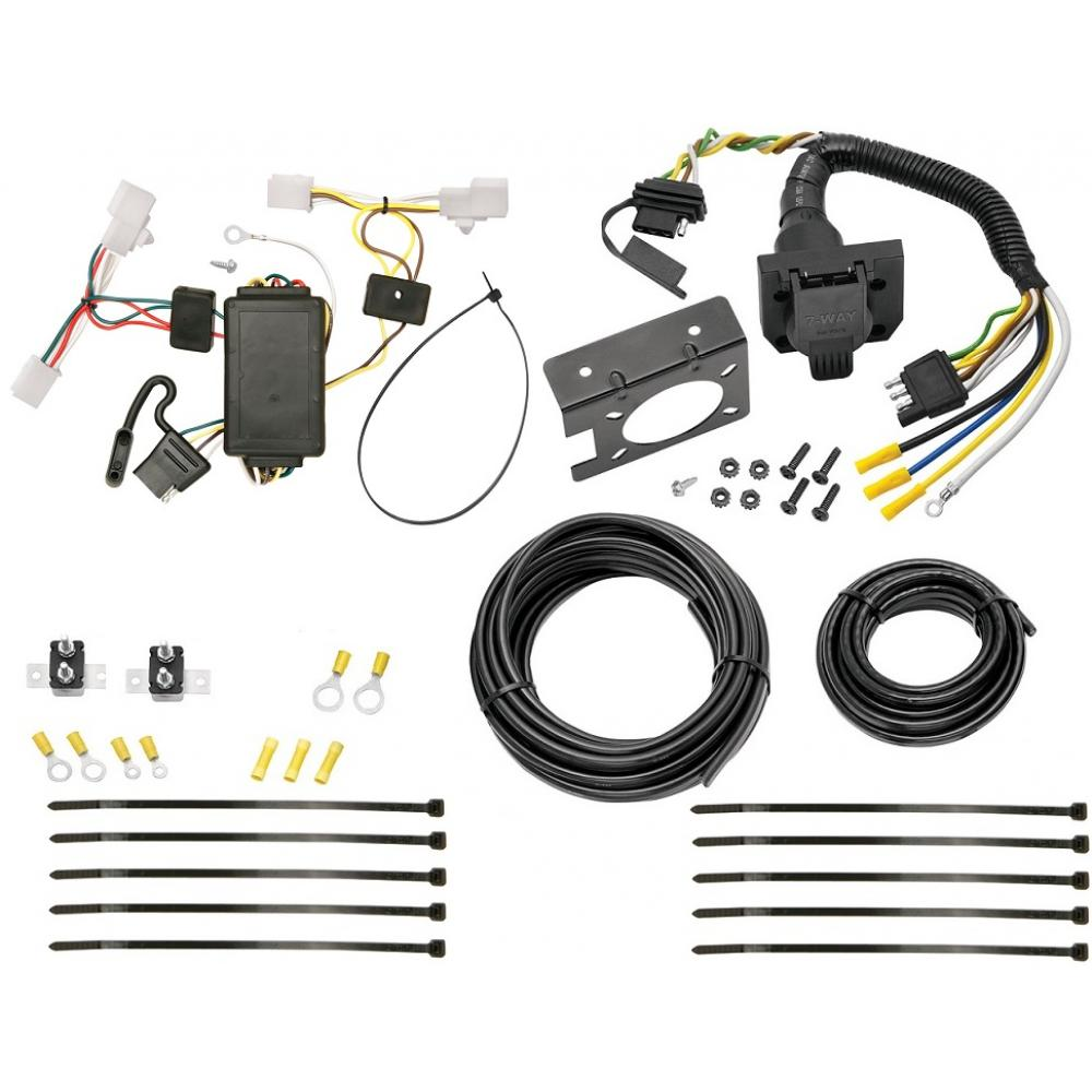 Scion Iq Trailer Wiring Harness - Wiring Diagrams Entry on