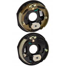 A Pair of 10 inch x 2-1/4in Electric Trailer Brakes 3500 lb (1) Right and (1) Left Side For Dexter Alko Lippert Rockwell and Quality Axles 1 Year Warranty