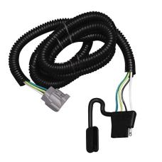 Trailer Wiring Harness Kit For 01-03 Lexus RX300 Toyota Highlander 01-02 4Runner Land Cruiser 01-07 LX470 08-11 LX570