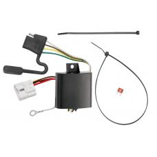 Trailer Wiring Harness Kit For 04-07 Toyota Highlander All Styles