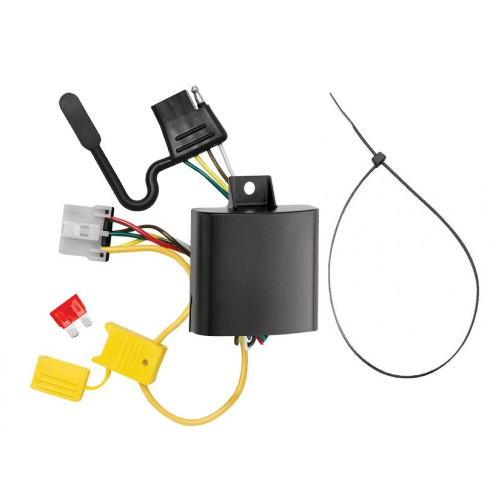 7 plug trailer wiring harness trailer wiring harness kit for 07 12 mazda cx 7 w factory tow  trailer wiring harness kit for 07 12