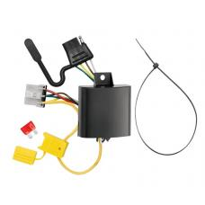 Trailer Wiring Harness Kit For 07-12 Mazda CX-7 w/Factory Tow Package