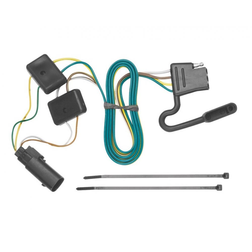 trailer wiring harness kit for 08 12 ford escape 08 11. Black Bedroom Furniture Sets. Home Design Ideas