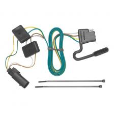 Trailer Wiring Harness Kit For 08-12 Ford Escape 08-11 Mazda Tribute Mariner