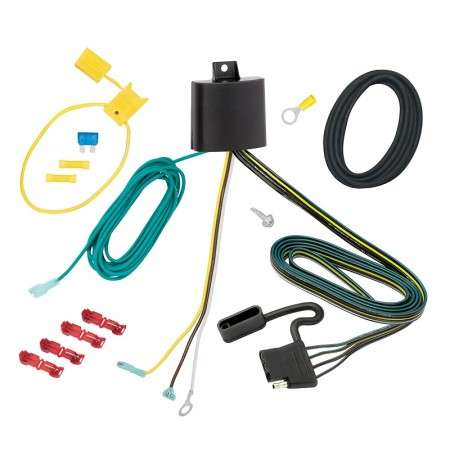Trailer Wiring Harness Kit For 15-19 Lincoln MKC All Styles