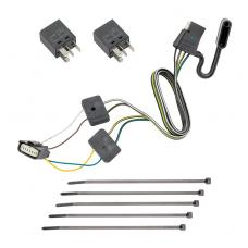 Trailer Wiring Harness Kit For 18-20 Chevy Equinox GMC Terrain w/ Tow Prep Package