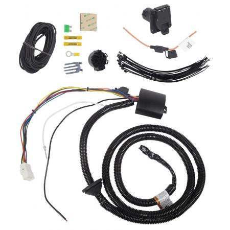 7-Way Trailer Wiring Harness Kit For 19-20 Subaru Ascent All Styles