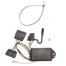 Trailer Wiring Harness Kit For 04-12 Chevy Colorado GMC Canyon 06-08 Isuzu i-280 i-290 i-350 i-370