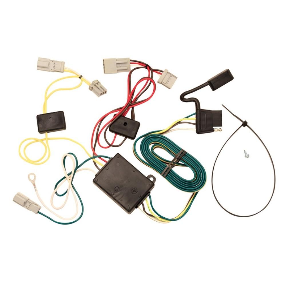 Trailer Wiring Harness Kit For 06-08 Acura TSX 03-07 Honda