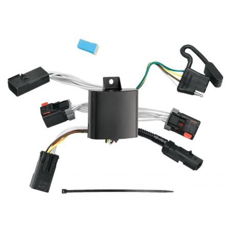 Trailer Wiring Harness Kit For 04-08 Chrysler Pacifica All Styles
