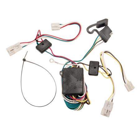 Trailer Wiring Harness Kit For 04-10 Toyota Sienna All Styles Plug and Play