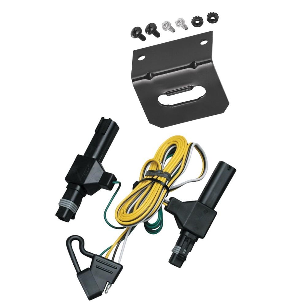 1994 dodge dakota wiring trailer wiring and bracket for 86 93 dodge d w 150 250 350  trailer wiring and bracket for 86 93