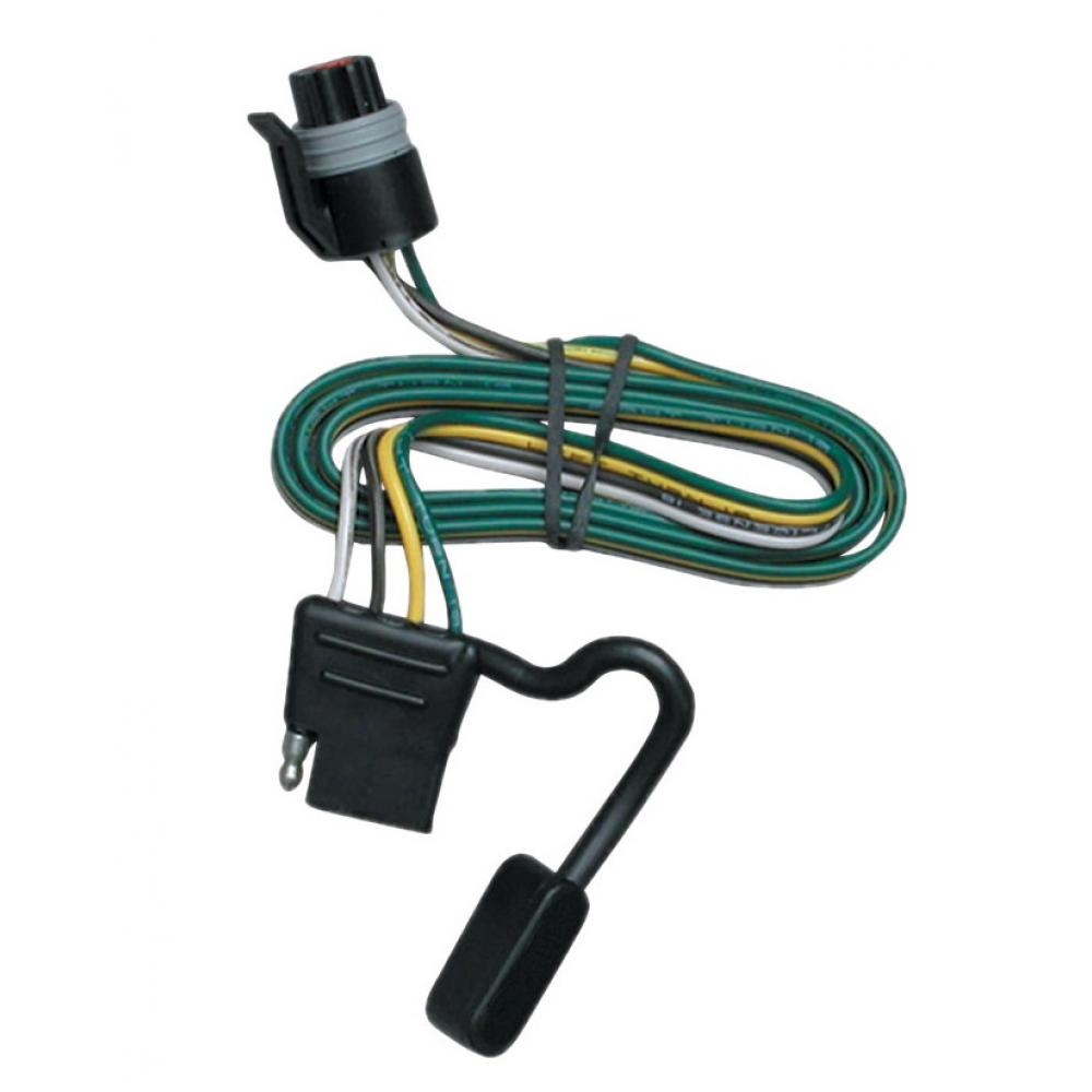 Trailer Wiring Harness Kit For 93