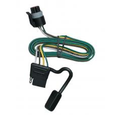 Trailer Wiring Harness Kit For 93-98 Dodge B-Series Van All Styles