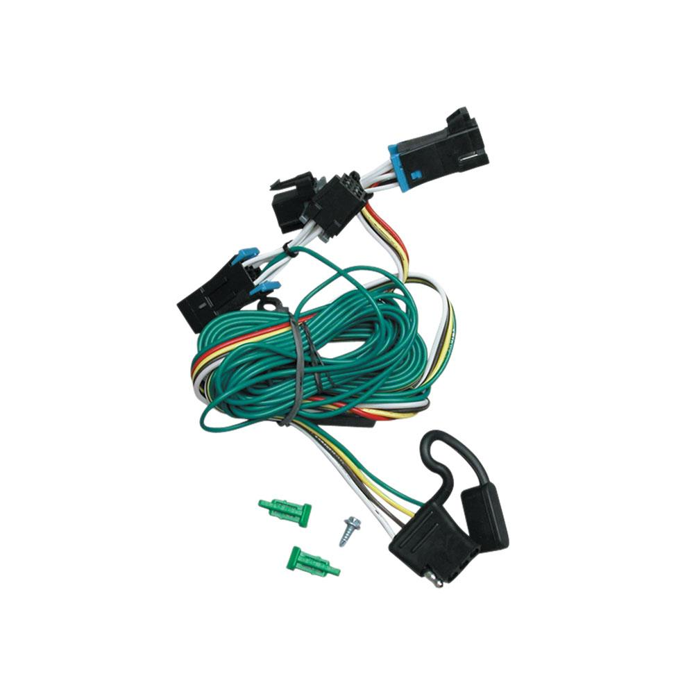 [DIAGRAM_38IS]  Trailer Wiring and Bracket and Light Tester For 96-99 Chevy Express GMC  Savana 1500 2500 3500 4-Flat Harness Plug Play | Chevrolet Express Trailer Wiring |  | TrailerJacks.com