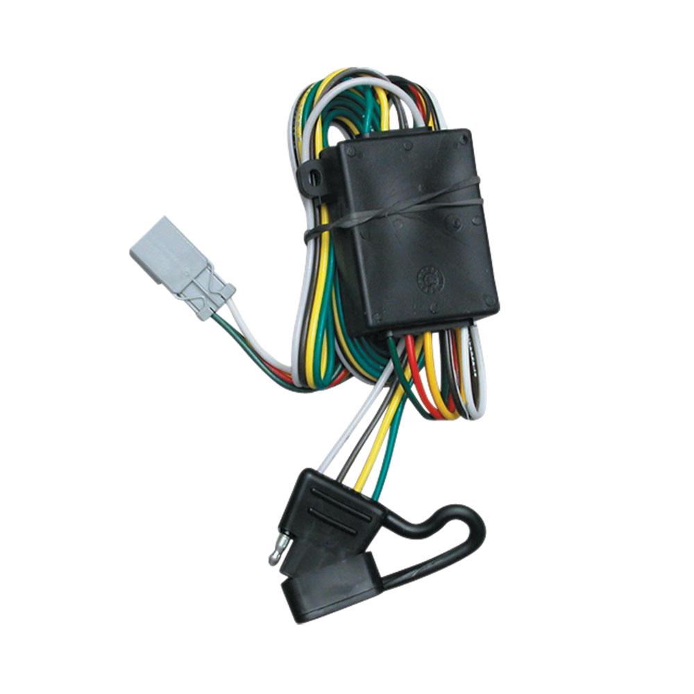 [SCHEMATICS_4PO]  Trailer Wiring Harness Kit For 97-03 Acura CL 94-01 Integra 01-06 MDX 96-01  RL 96-03 TL 94-02 Honda Accord 95-04 Odyssey 03-08 Pilot | 2005 Honda Accord Trailer Wiring Harness |  | TrailerJacks.com