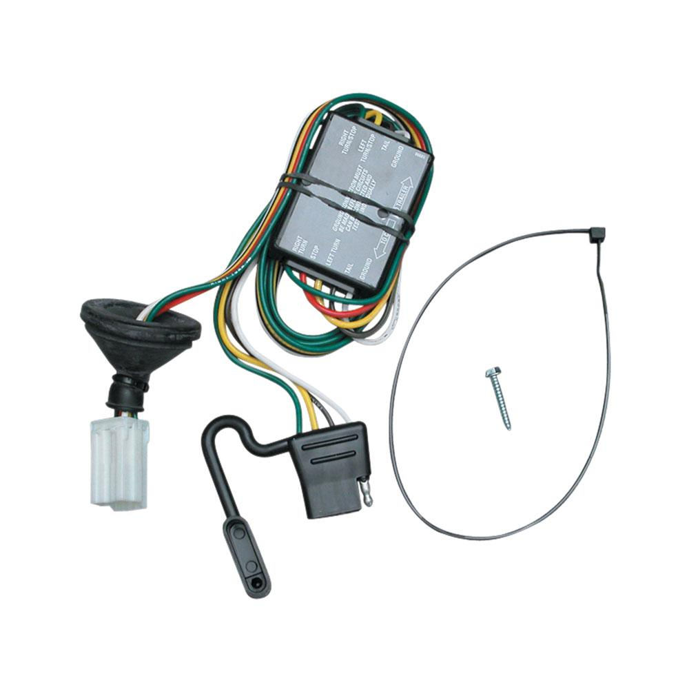Trailer Wiring Harness Kit For 96-99 Acura SLX 92-02 Isuzu ... | Acura Slx Wire Harness |  | Trailer Jack