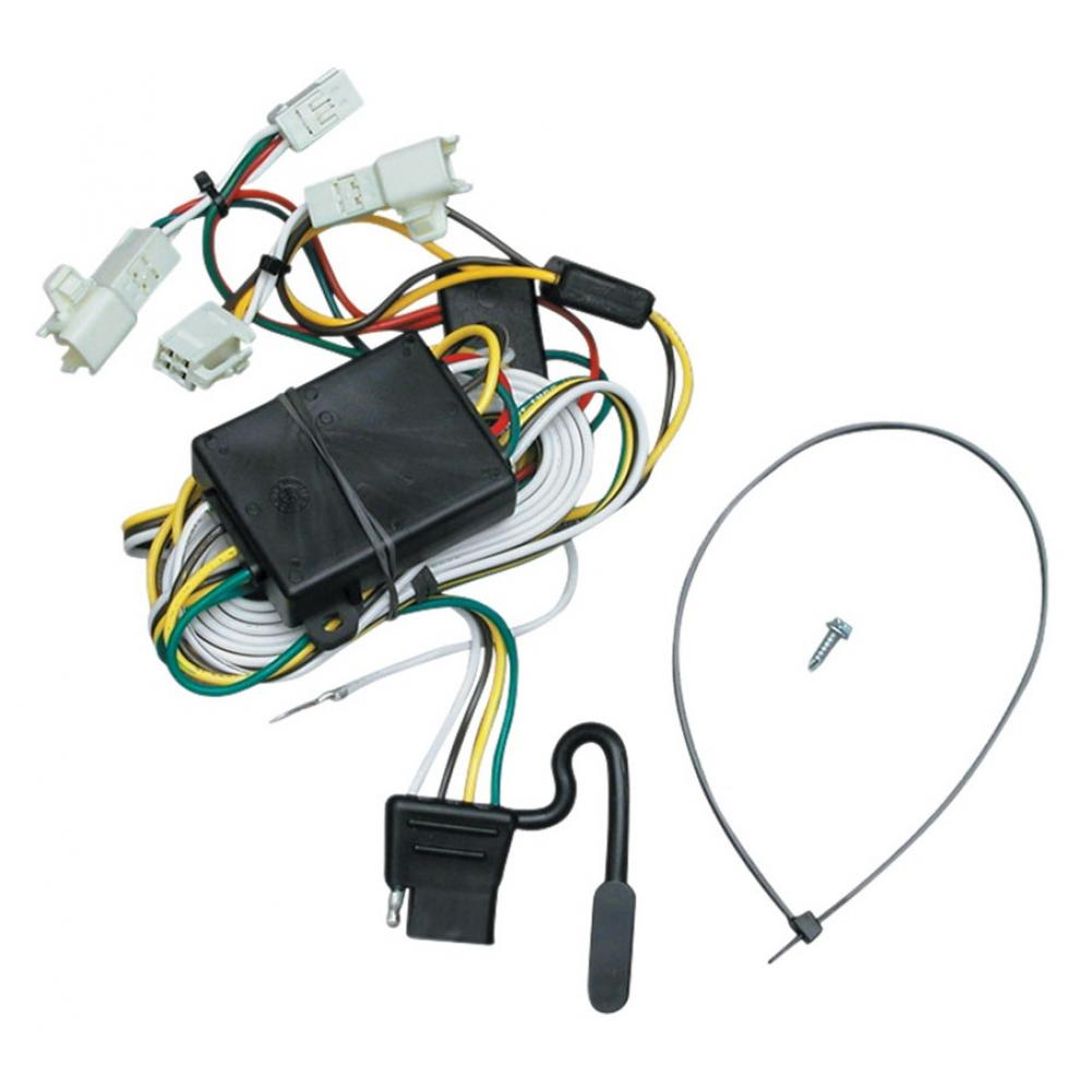 trailer wiring harness kit for 96-02 toyota 4runner all styles  trailerjacks.com
