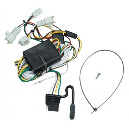 Trailer Wiring Harness Kit For 96-02 Toyota 4Runner All Styles