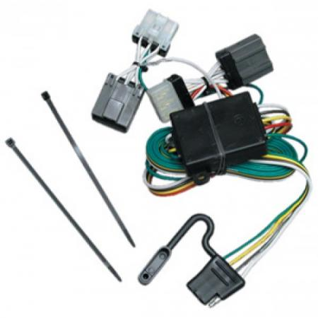 Trailer Wiring Harness Kit For 87-95 Nissan Pathfinder 86-97 Nissan D21 Pickup