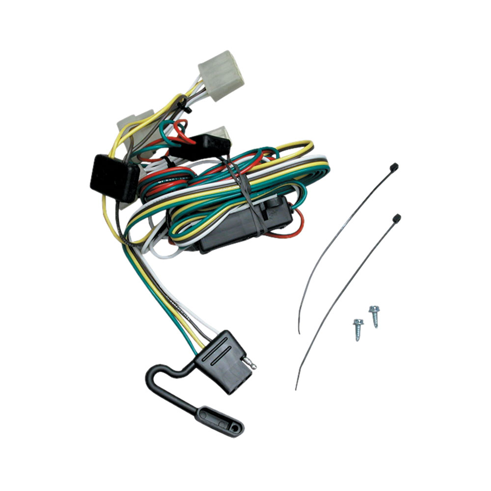 trailer wiring harness kit for 95-04 toyota tacoma 89-95 ...  trailer jack