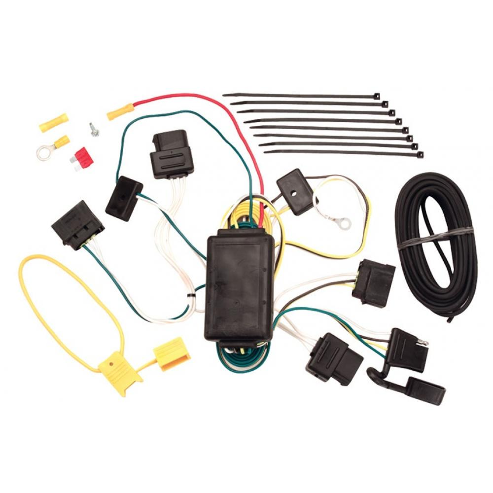 Trailer Wiring Harness Kit For 04-07 Ford Freestar Mercury Monterey on f250 bumpers, f250 engine harness, f250 wheels, f250 hood,