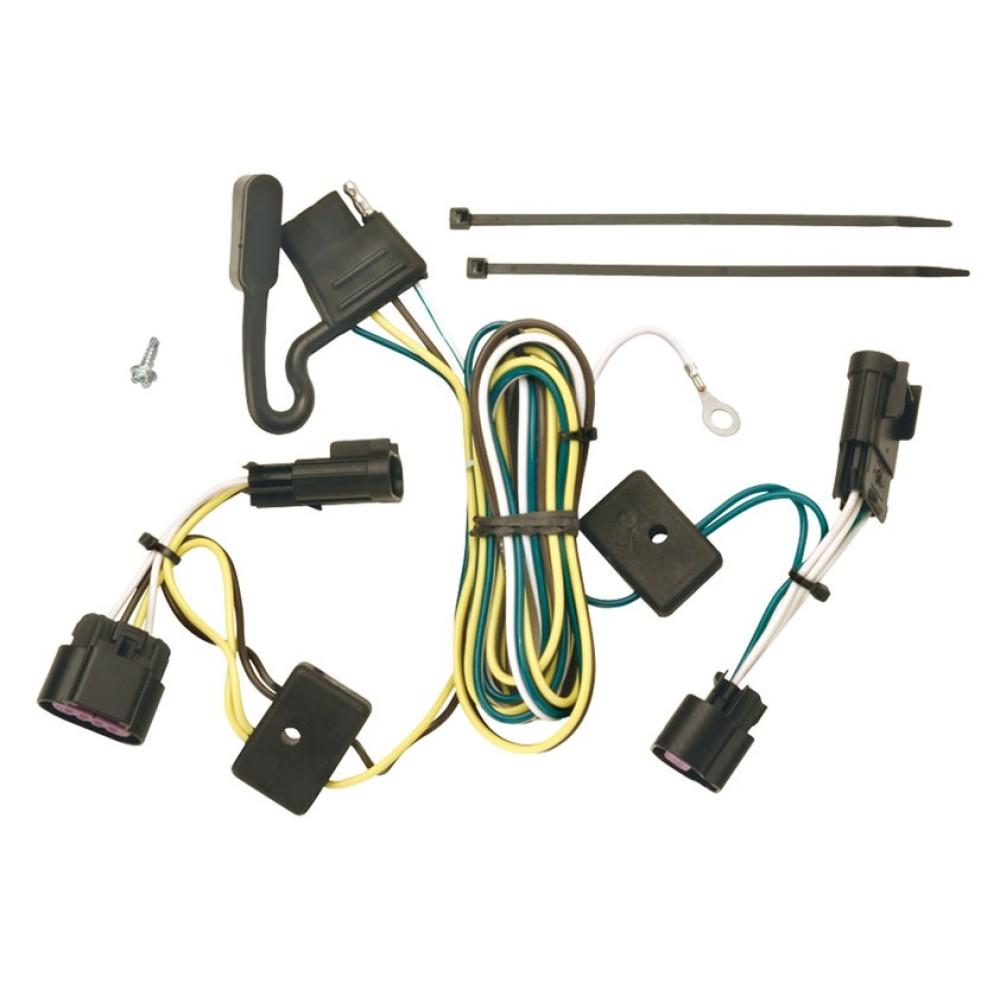 trailer wiring harness kit for 05 10 chevy cobalt 4 door. Black Bedroom Furniture Sets. Home Design Ideas