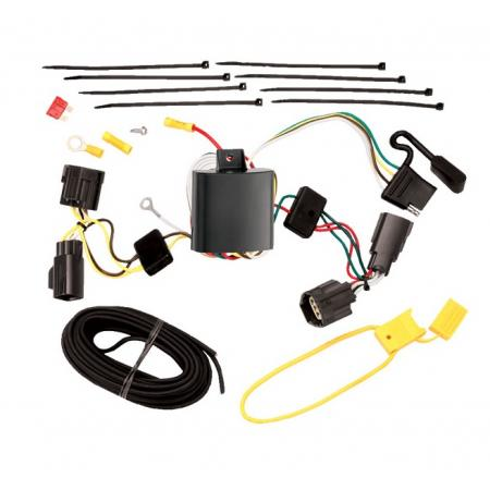 Trailer Wiring Harness Kit For 05-08 Dodge Magnum All Styles