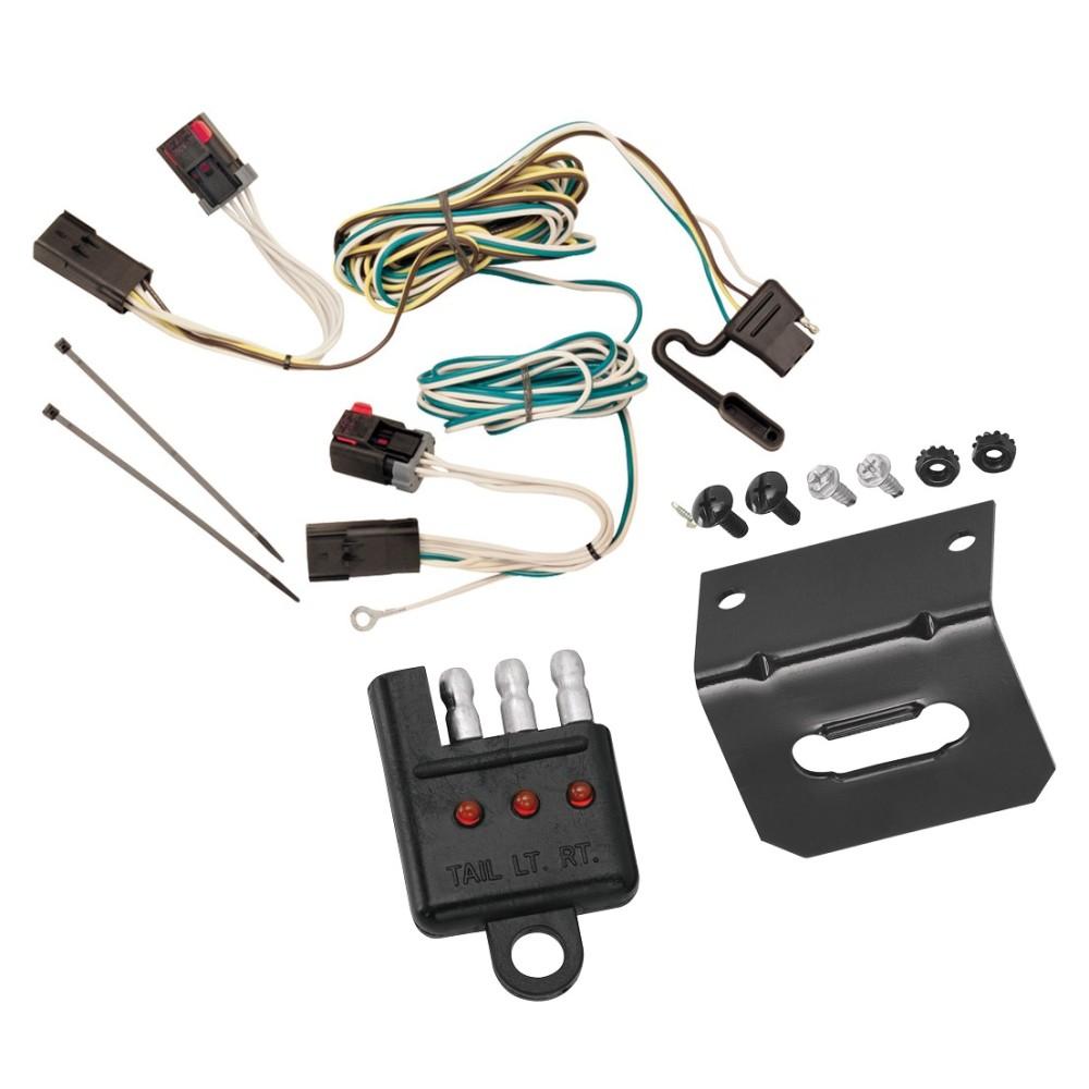 trailer wiring and bracket and light tester for 05 07. Black Bedroom Furniture Sets. Home Design Ideas