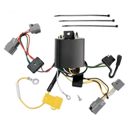 Trailer Wiring Harness Kit For 05-14 Volvo XC90 All Styles
