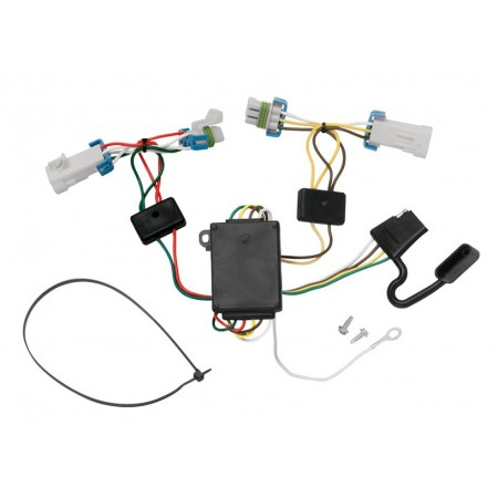 Trailer Wiring Harness Kit For 07-09 Saturn Aura All Styles