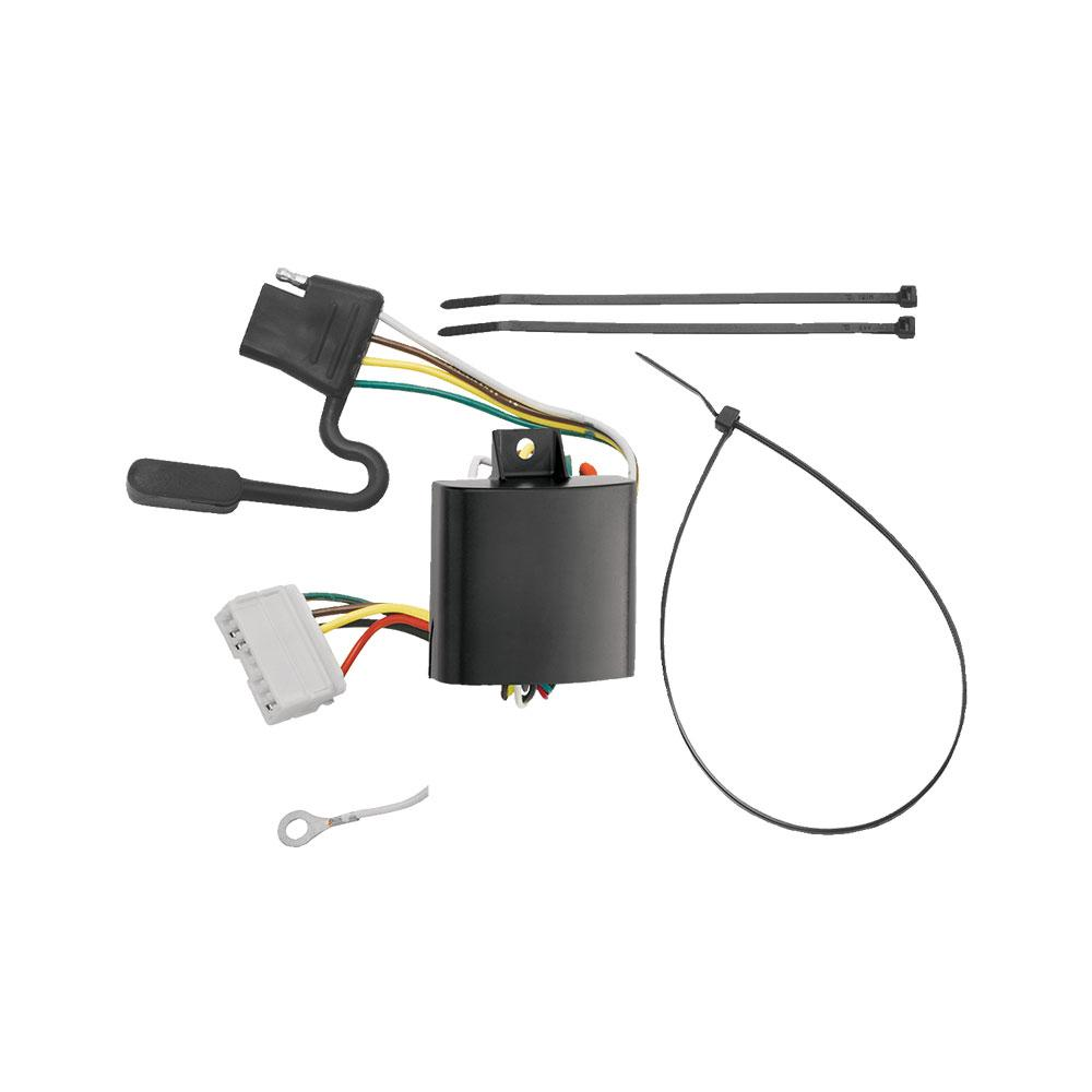 Trailer Wiring Harness Kit For 07-13 Acura MDX All Styles | Acura Mdx Trailer Wiring |  | Trailer Jack