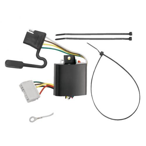 Trailer Wiring Harness Kit For 07-13 Acura MDX All Styles