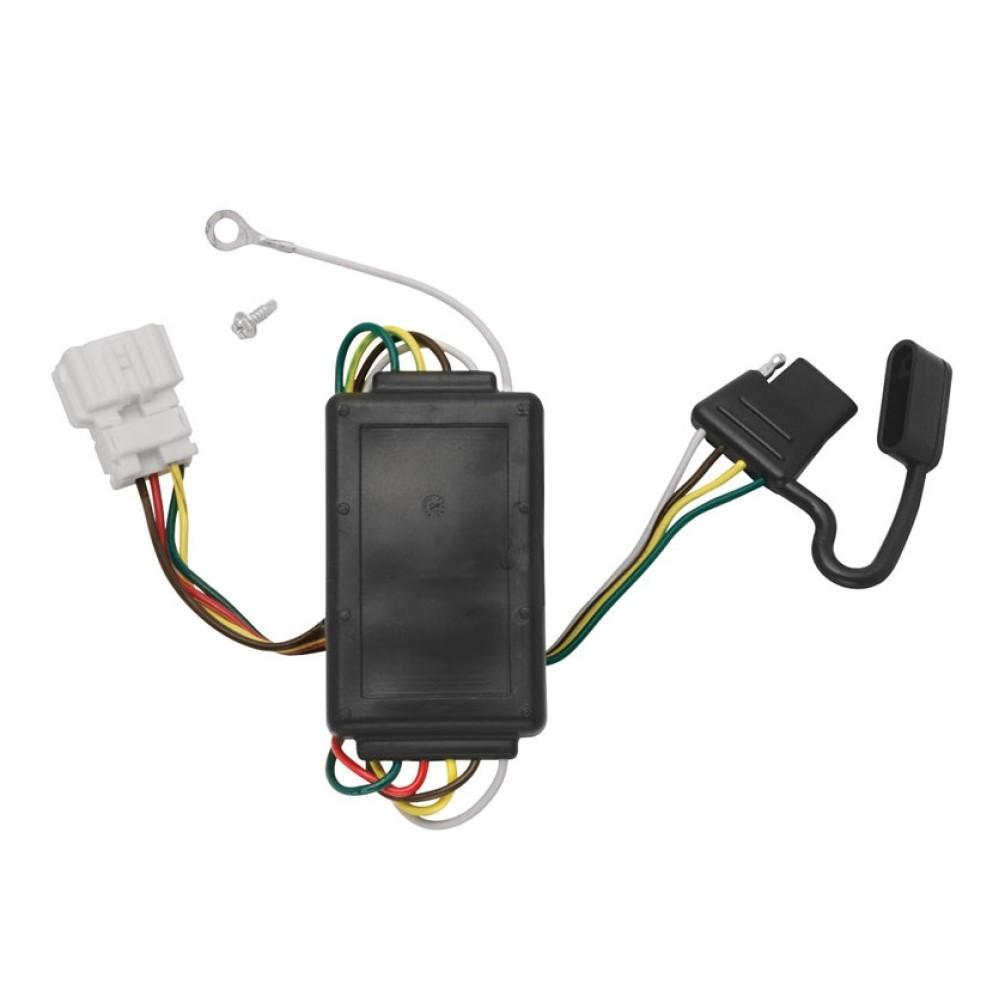 trailer wiring harness kit for 07 11 honda cr v all styles
