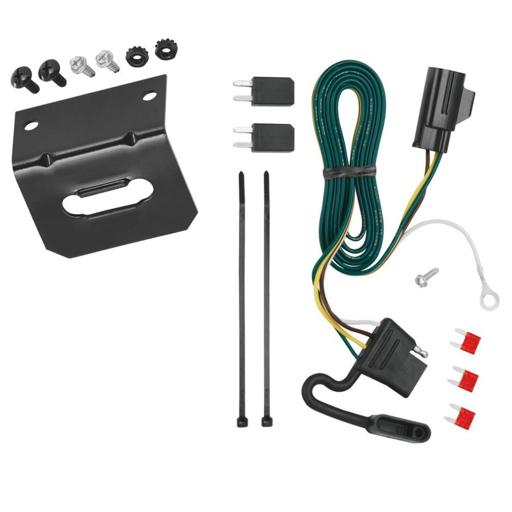 Chevy Trailer Wiring Connector