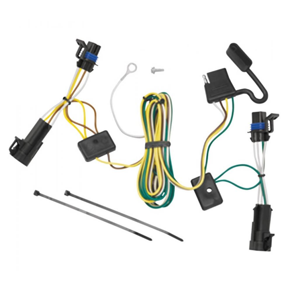 Surprising Trailer Wiring Harness Kit For 04 07 Chevy Malibu Ls Lt Maxx 06 07 Wiring Cloud Oideiuggs Outletorg