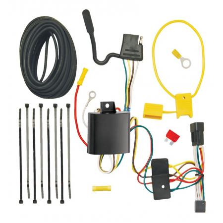 Trailer Wiring Harness Kit For 03-07 Cadillac CTS 04-07 CTS V All Styles