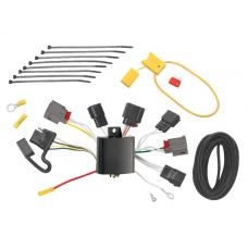 Trailer Wiring Harness Kit For 07-10 Chrysler Sebring All Styles incl. Convertible