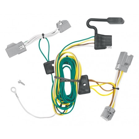 Trailer Wiring Harness Kit For 08-09 Ford Taurus X All Styles
