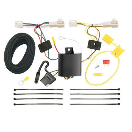 Trailer Wiring Harness Kit For 09-13 Toyota Corolla All Styles