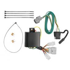 Trailer Wiring Harness Kit For 07-11 Honda Element All Styles