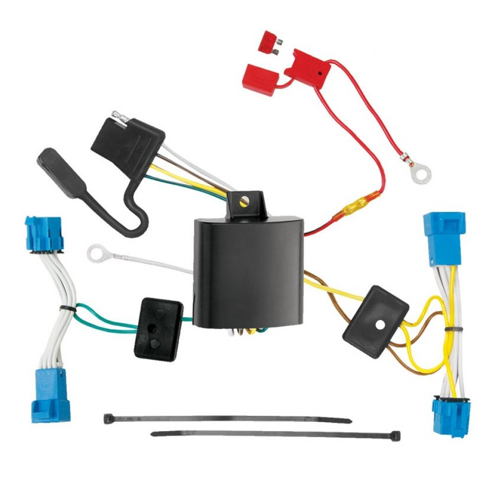 Trailer Wiring Harness Kit For 400 400 Cadillac CTS 40 Dr. ...