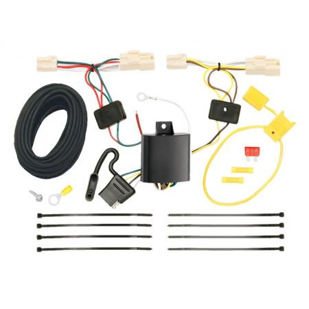 Trailer Wiring Harness Kit For 08-10 Scion xB All Styles
