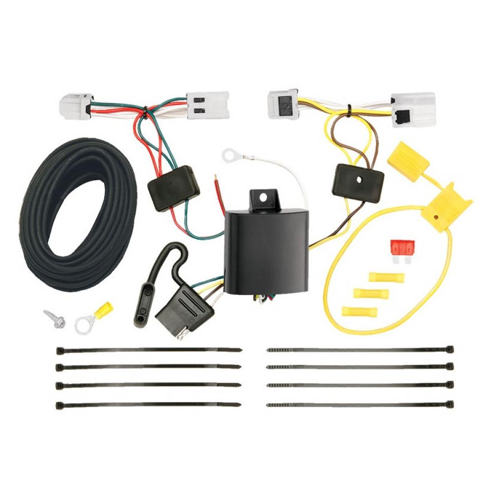 trailer wiring harness kit for 07 15 nissan altima 04 14. Black Bedroom Furniture Sets. Home Design Ideas