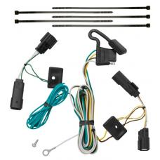 Trailer Wiring Harness Kit For 09-20 Ford Flex All Styles