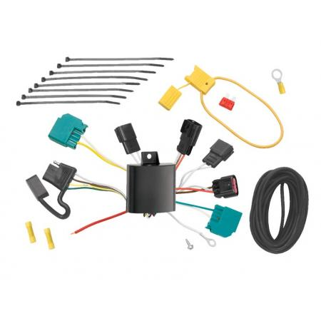 Trailer Wiring Harness Kit For 2009 Dodge Journey All Styles