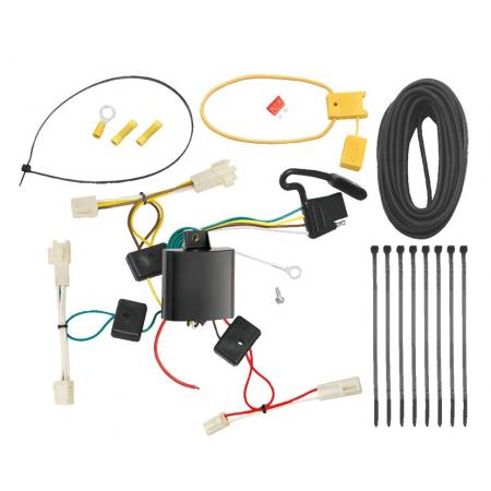 Trailer Wiring Harness Kit For 07-12 Lexus RX350 04-06 RX330 All Styles