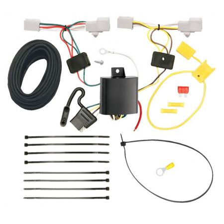 Trailer Wiring Harness Kit For 07-12 Lexus ES350 All Styles
