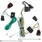 09-12 Volkswagen Routan Trailer Wiring Light Harness Plug Kit