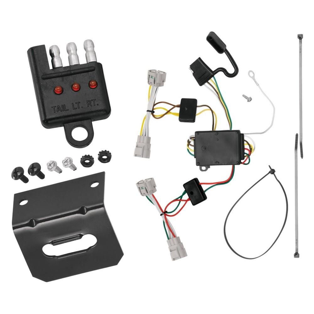 Vehicle Trailer Wiring Harness Tester - Owner Manual ... on trailer mounting brackets, trailer brakes, trailer hitch harness, trailer plugs, trailer fuses, trailer generator,